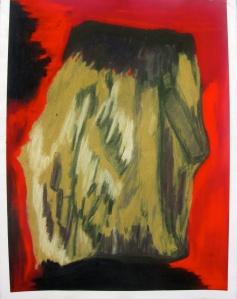 18 Soft pastel on paper. 57x76cm. January 2014