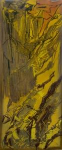 23. Soft pastel on paper. 60x140cm. January 2014