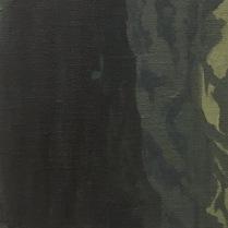 Spar Cave III. Oil on burlap. 60x60cm.