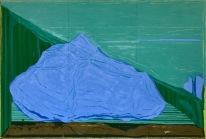 Sense of Place II_oil & pigment on plywood panels_122cmx180cm